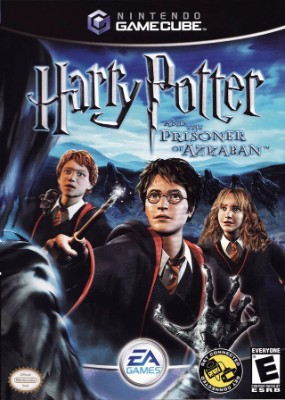 Harry Potter and the Prisoner of Azkaban Cover Art