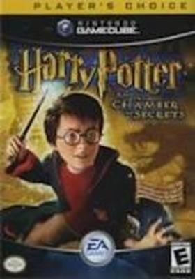 Harry Potter and the Chamber of Secrets [Player's Choice] Cover Art