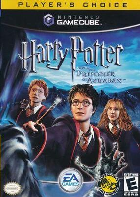 Harry Potter and the Prisoner of Azkaban [Player's Choice] Cover Art