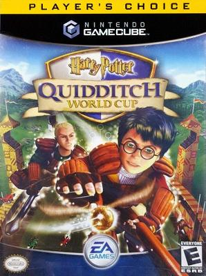 Harry Potter: Quidditch World Cup [Player's Choice] Cover Art