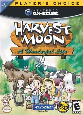 Harvest Moon: A Wonderful Life [Player's Choice] Cover Art