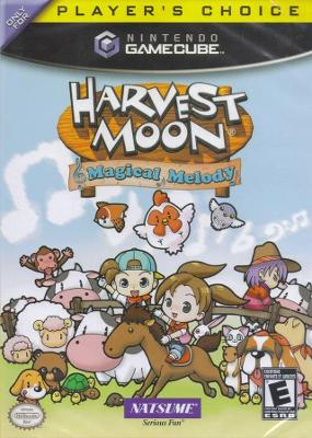 Harvest Moon: Magical Melody [Player's Choice] Cover Art
