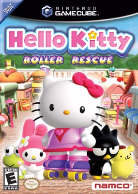 Hello Kitty: Roller Rescue Cover Art