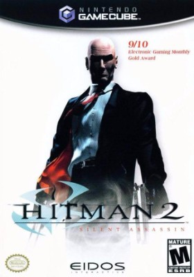 Hitman 2: Silent Assassin Cover Art