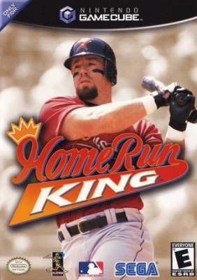 Home Run King Cover Art