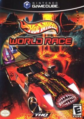 Hot Wheels: World Race Cover Art