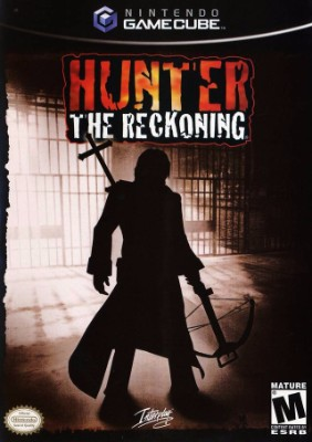 Hunter: The Reckoning Cover Art
