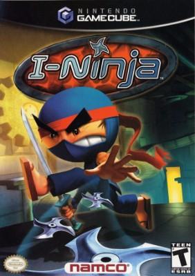 I-Ninja Cover Art