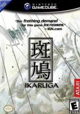 Ikaruga Cover Art