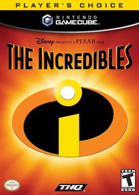 Incredibles [Player's Choice] Cover Art