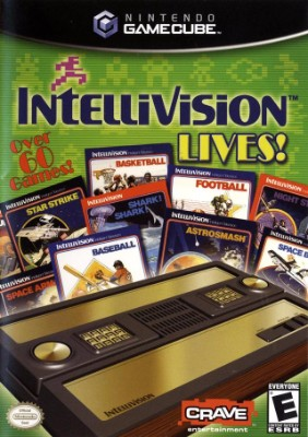 Intellivision Lives! Cover Art