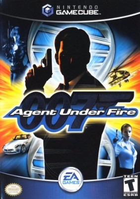 007: Agent Under Fire Cover Art