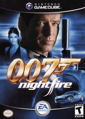 007: NightFire Cover Art