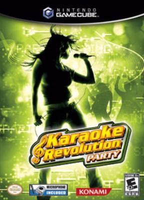 Karaoke Revolution Party Cover Art