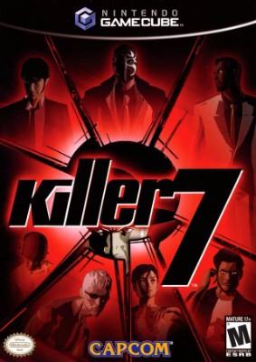 Killer7 Cover Art