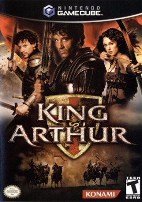 King Arthur Cover Art