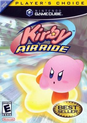 Kirby Air Ride [Player's Choice] Cover Art