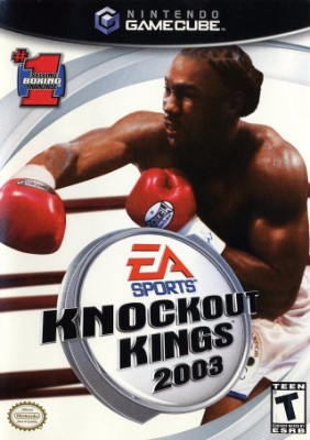 Knockout Kings 2003 Cover Art