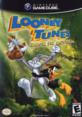 Looney Tunes: Back in Action Cover Art