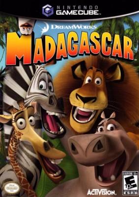 Madagascar Cover Art