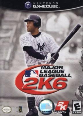 Major League Baseball 2K6 Cover Art