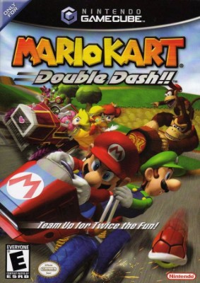 box cover art for Mario Kart: Double Dash!!