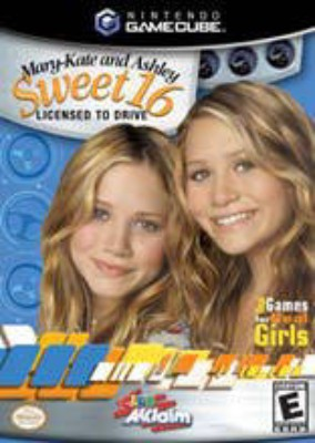 Mary-Kate and Ashley Sweet 16: Licensed to Drive Cover Art