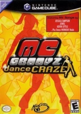 MC Groovz Dance Craze Cover Art
