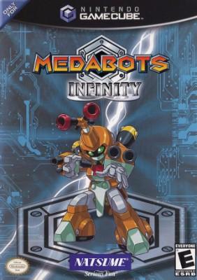 Medabots Infinity Cover Art