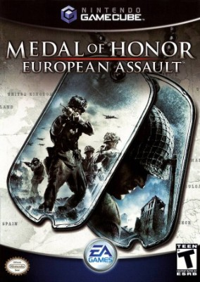 Medal of Honor: European Assault Cover Art