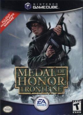Medal of Honor: Frontline Cover Art
