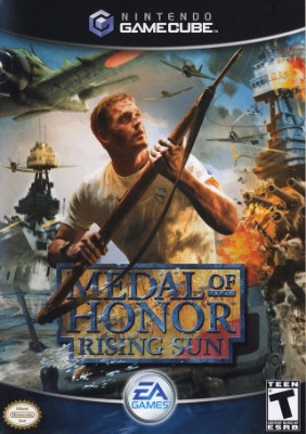 Medal of Honor: Rising Sun Cover Art
