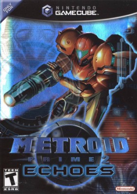 Metroid Prime 2: Echoes Cover Art