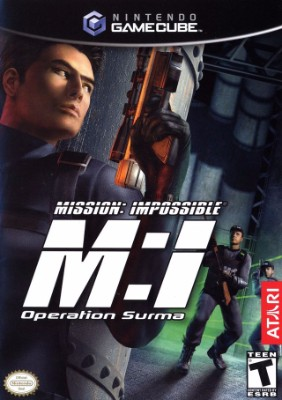 Mission: Impossible: Operation Surma Cover Art