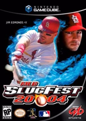 MLB Slugfest 2004 Cover Art