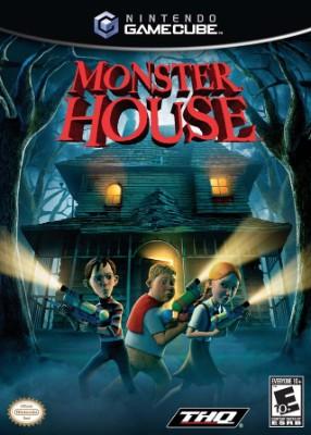 Monster House Cover Art