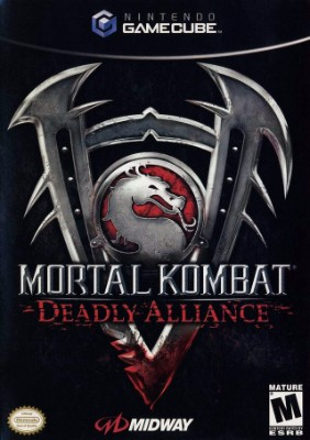 Mortal Kombat: Deadly Alliance Cover Art