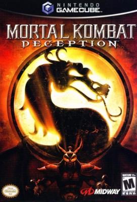 Mortal Kombat: Deception Cover Art
