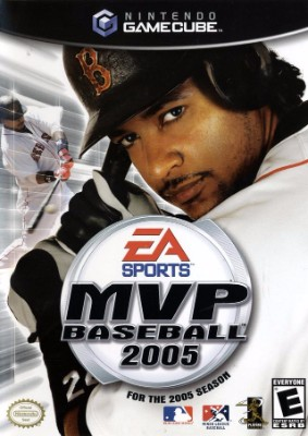 MVP Baseball 2005 Cover Art