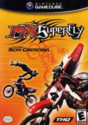 MX Superfly Featuring Ricky Carmichael Cover Art