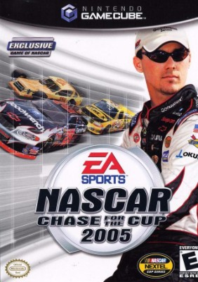 NASCAR 2005: Chase for the Cup Cover Art
