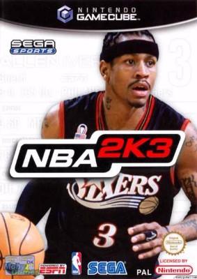 NBA 2K3 Cover Art
