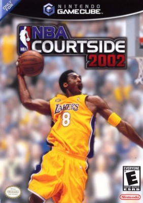 NBA Courtside 2002 Cover Art