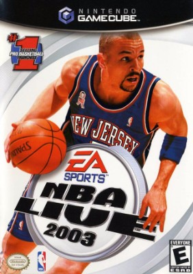 NBA Live 2003 Cover Art