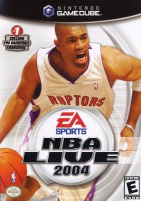 NBA Live 2004 Cover Art