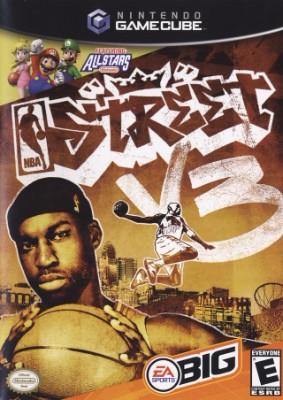 NBA Street Vol. 3 Cover Art