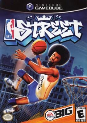 NBA Street Cover Art