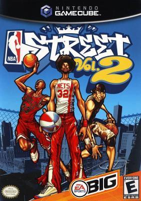 NBA Street Vol. 2 Cover Art