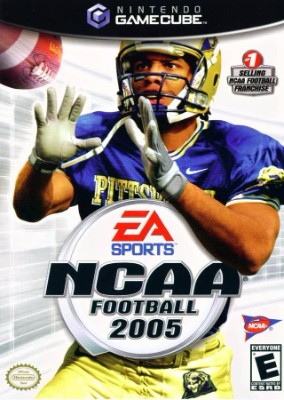 NCAA Football 2005 Cover Art