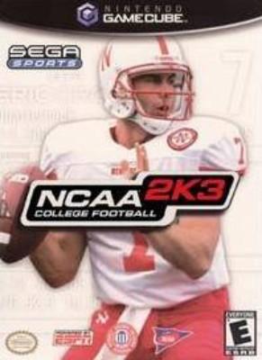 NCAA College Football 2K3 Cover Art